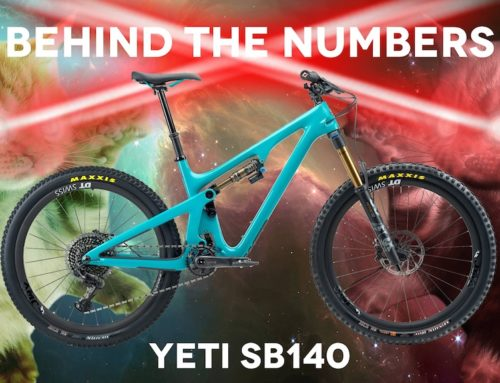 Behind the Numbers: Yeti SB140